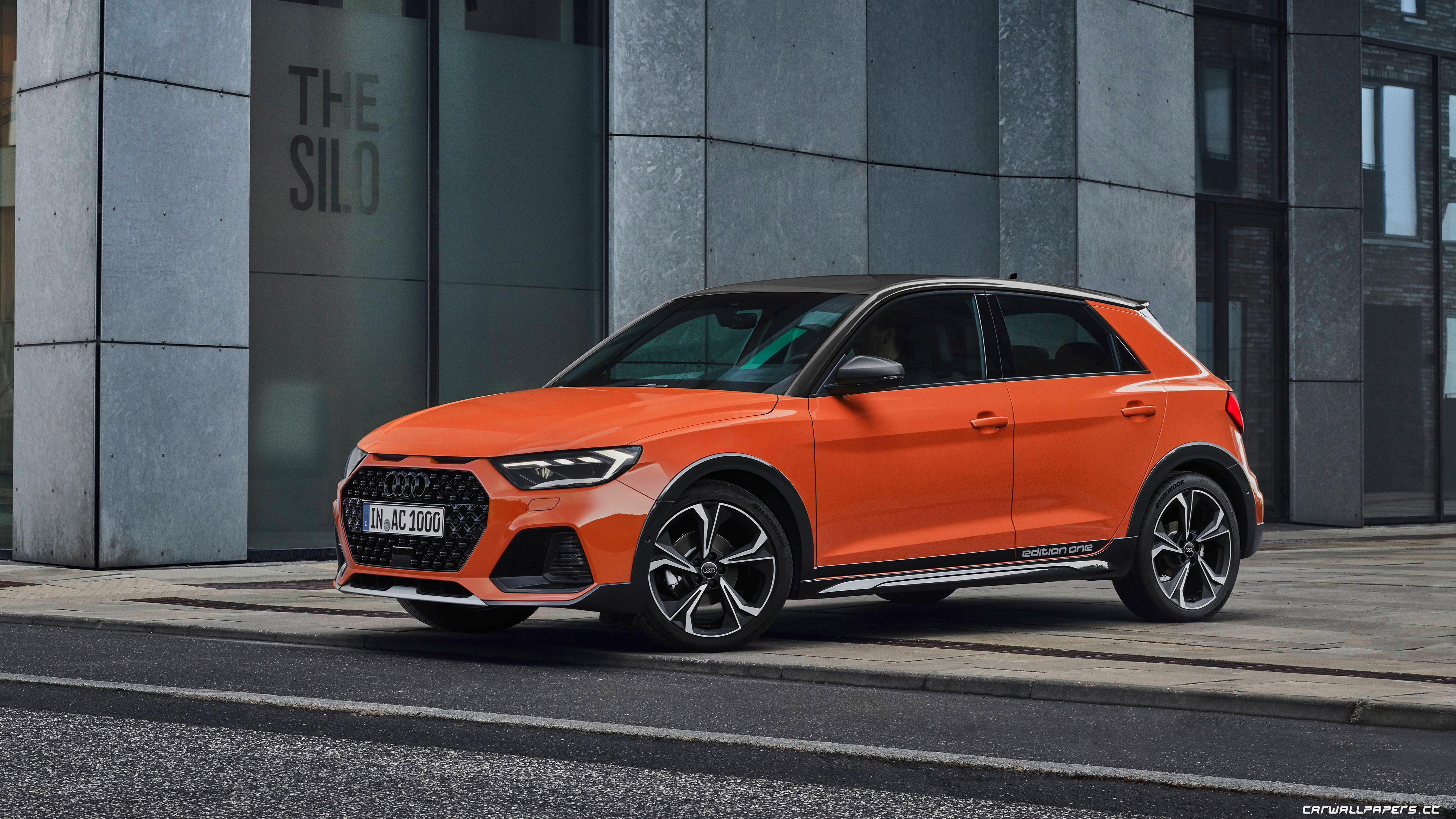 Cars Desktop Wallpapers Audi A1 Citycarver Edition One 2019