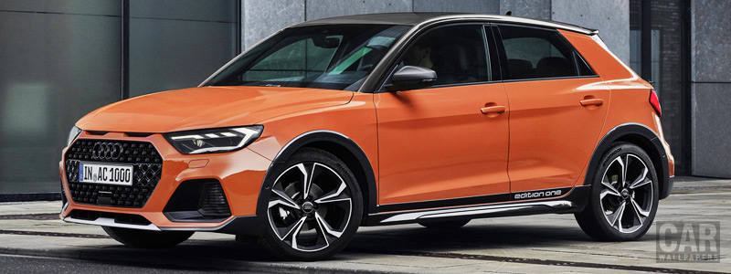 Cars wallpapers Audi A1 citycarver edition one - 2019 - Car wallpapers