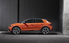 Cars wallpapers Audi A1 citycarver edition one - 2019