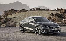 Cars wallpapers Audi A3 Sedan 35 TFSI - 2020