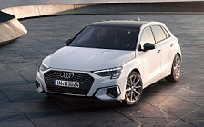 Cars wallpapers Audi A3 Sportback 30 g-tron - 2020