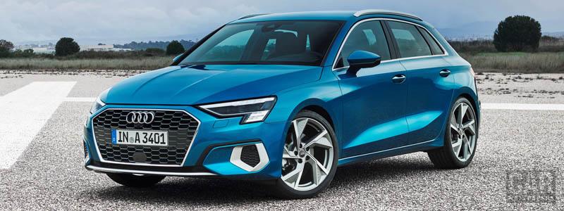 Cars wallpapers Audi A3 Sportback 35 TFSI - 2020 - Car wallpapers