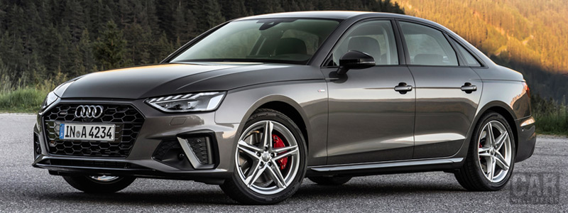 Cars wallpapers Audi A4 45 TFSI quattro S line - 2019 - Car wallpapers