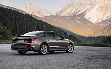 Cars wallpapers Audi A4 45 TFSI quattro S line - 2019