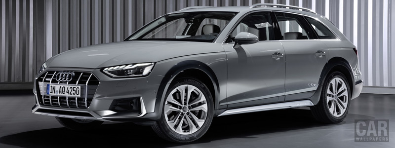 Cars wallpapers Audi A4 allroad quattro - 2019 - Car wallpapers