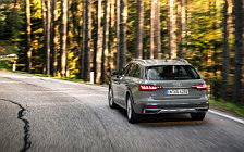 Cars wallpapers Audi A4 allroad quattro - 2019