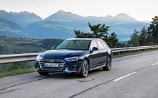 Cars wallpapers Audi A4 Avant 35 TDI - 2019