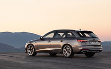 Cars wallpapers Audi A4 Avant 45 TFSI S line quattro edition one - 2019