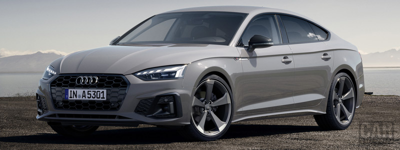 Cars wallpapers Audi A5 Sportback 40 TFSI S line - 2019 - Car wallpapers