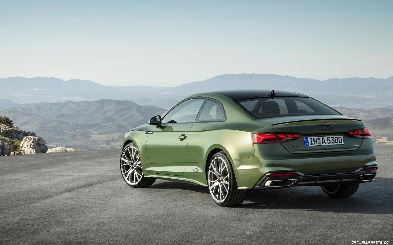Cars desktop wallpapers Audi A5 Coupe 40 TFSI quattro S ...