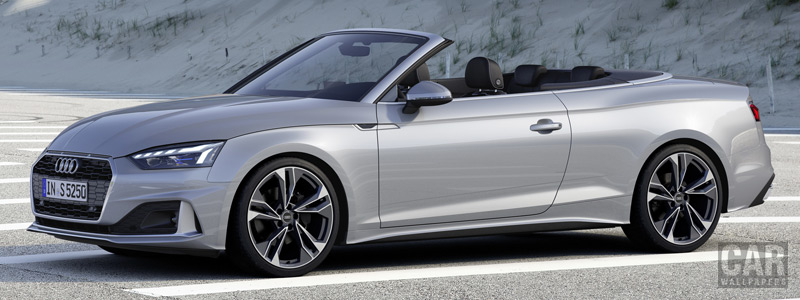 Cars wallpapers Audi A5 Cabriolet 40 TFSI - 2019 - Car wallpapers