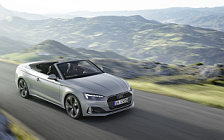 Cars wallpapers Audi A5 Cabriolet 40 TFSI - 2019