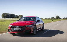Cars wallpapers Audi A7 Sportback 55 TFSI e quattro S line - 2019