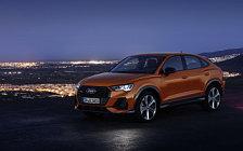 Cars wallpapers Audi Q3 Sportback 35 TDI quattro S line - 2019