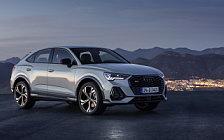 Cars wallpapers Audi Q3 Sportback 45 TFSI quattro S line - 2019