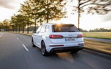 Cars wallpapers Audi Q7 60 TFSI e quattro S line - 2019