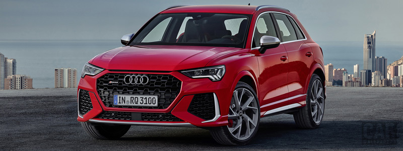 Cars wallpapers Audi RS Q3 - 2019 - Car wallpapers