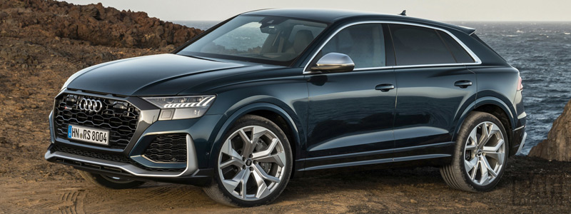 Cars wallpapers Audi RS Q8 (HN-RS-8004) - 2020 - Car wallpapers
