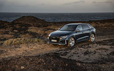Cars wallpapers Audi RS Q8 (HN-RS-8004) - 2020