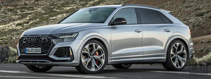 Cars wallpapers Audi RS Q8 (HN-RS-8007) - 2020 - Car wallpapers