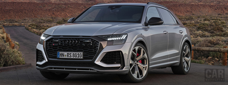 Cars wallpapers Audi RS Q8 (HN-RS-8010) - 2020 - Car wallpapers