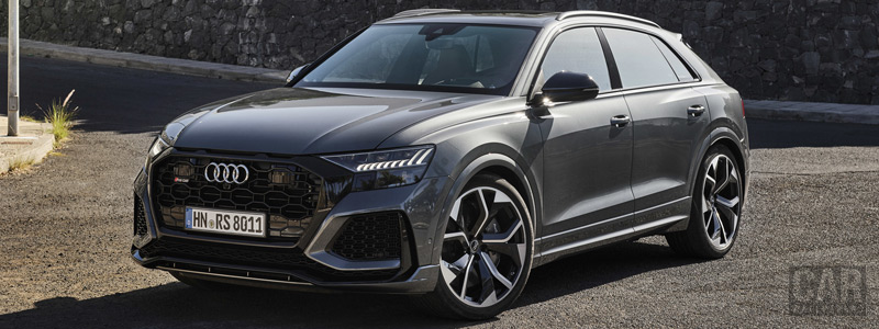 Cars wallpapers Audi RS Q8 (HN-RS-8011) - 2020 - Car wallpapers