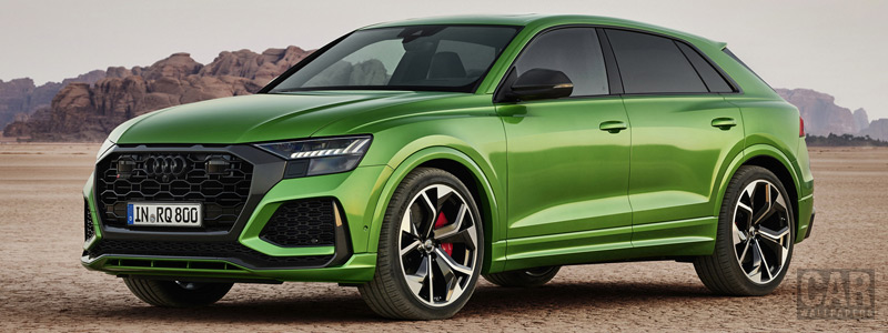 Cars wallpapers Audi RS Q8 - 2020 - Car wallpapers