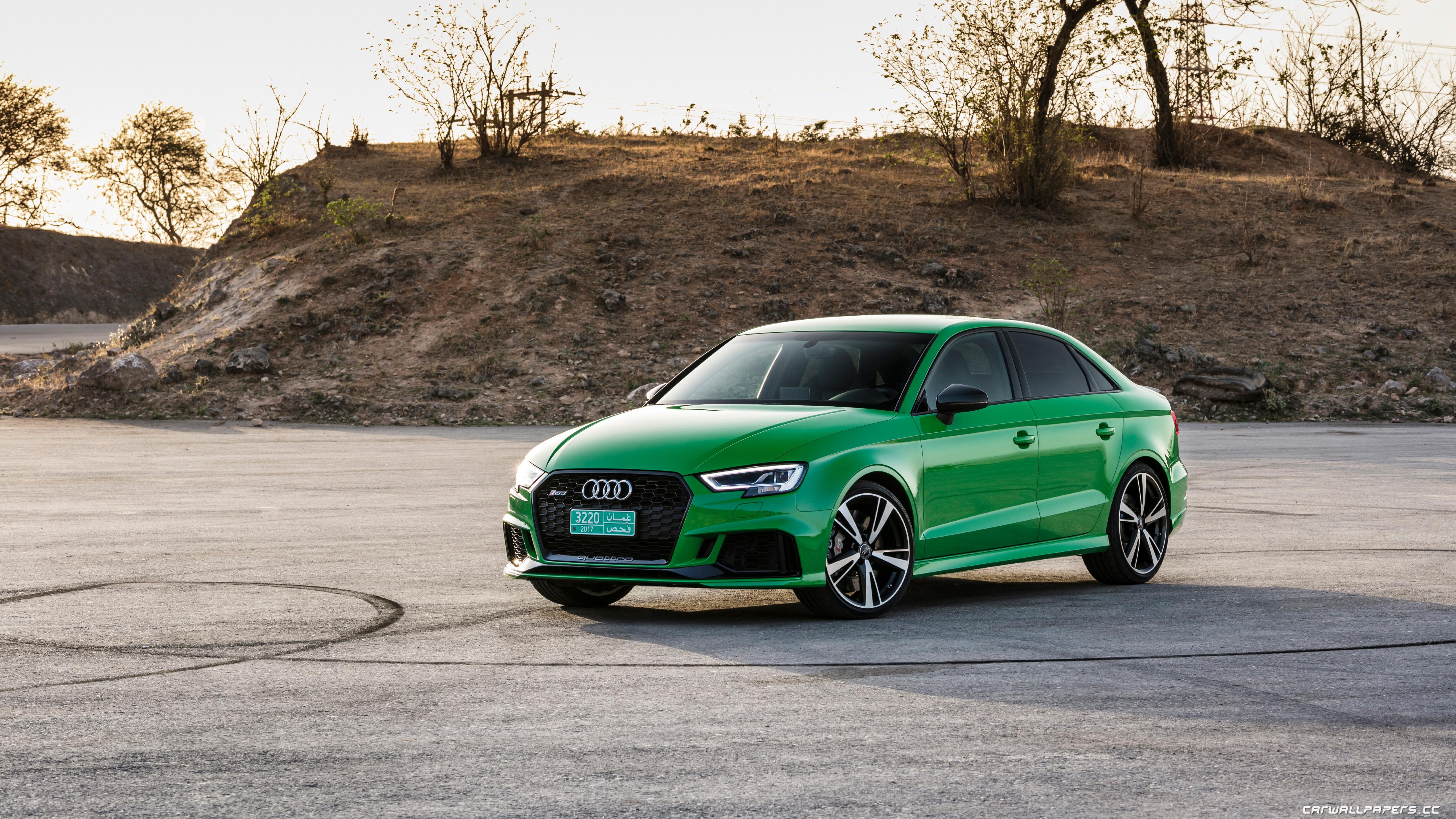 Cars Desktop Wallpapers Audi Rs3 Sedan 2017