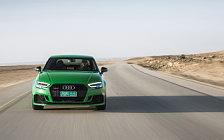 Cars wallpapers Audi RS3 Sedan - 2017