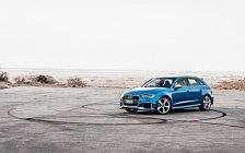 Cars wallpapers Audi RS3 Sportback - 2017