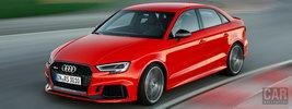 Audi RS3 Sedan - 2016
