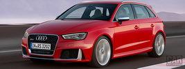 Audi RS3 Sportback - 2015