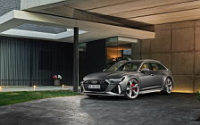 Cars wallpapers Audi RS6 Avant - 2019
