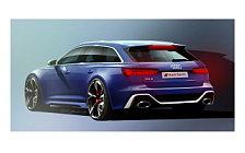 Cars wallpapers Audi RS6 Avant - 2019
