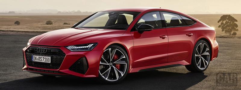 Cars wallpapers Audi RS7 Sportback - 2019 - Car wallpapers