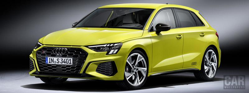 Cars wallpapers Audi S3 Sportback - 2020 - Car wallpapers