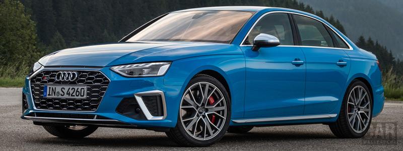 Cars wallpapers Audi S4 Sedan TDI - 2019 - Car wallpapers