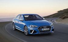 Cars wallpapers Audi S4 Sedan TDI - 2019