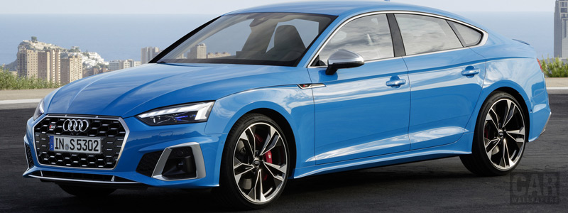 Cars wallpapers Audi S5 Sportback TDI Restyling - 2019 - Car wallpapers