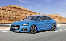 Cars wallpapers Audi S5 Sportback TDI Restyling - 2019