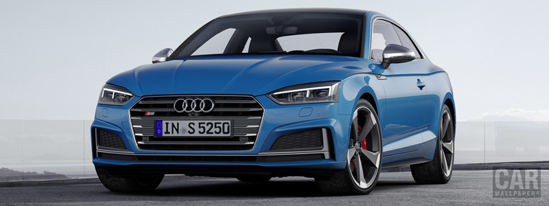 Cars wallpapers Audi S5 Coupe TDI - 2019 - Car wallpapers