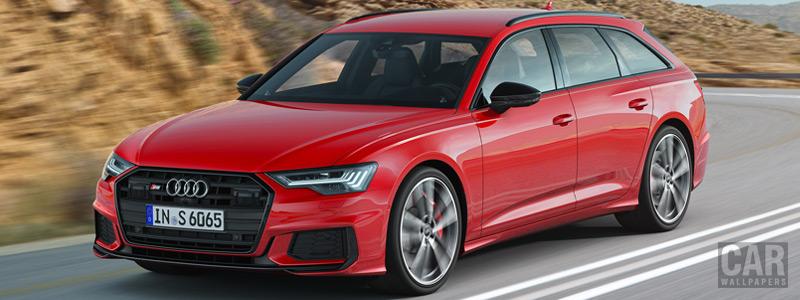Cars wallpapers Audi S6 Avant TDI - 2019 - Car wallpapers