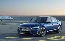 Cars wallpapers Audi S6 Sedan TDI - 2019