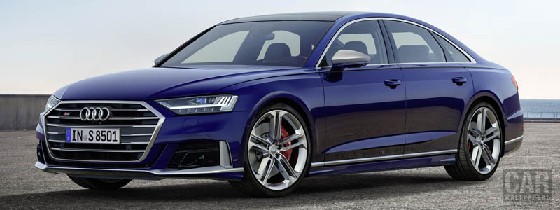Cars wallpapers Audi S8 - 2019 - Car wallpapers