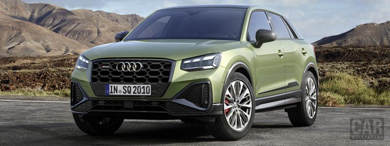 Cars wallpapers Audi SQ2 - 2020 - Car wallpapers