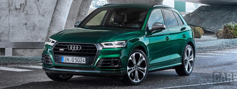 Cars wallpapers Audi SQ5 3.0 TDI - 2019 - Car wallpapers