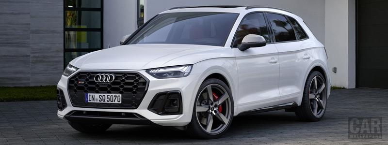 Cars wallpapers Audi SQ5 3.0 TDI - 2020 - Car wallpapers