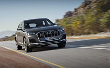 Cars wallpapers Audi SQ7 TDI - 2019