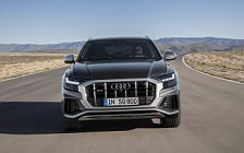 Cars desktop wallpapers Audi SQ8 TDI - 2019