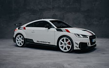 Cars wallpapers Audi TT RS Coupe 40 Jahre quattro - 2020
